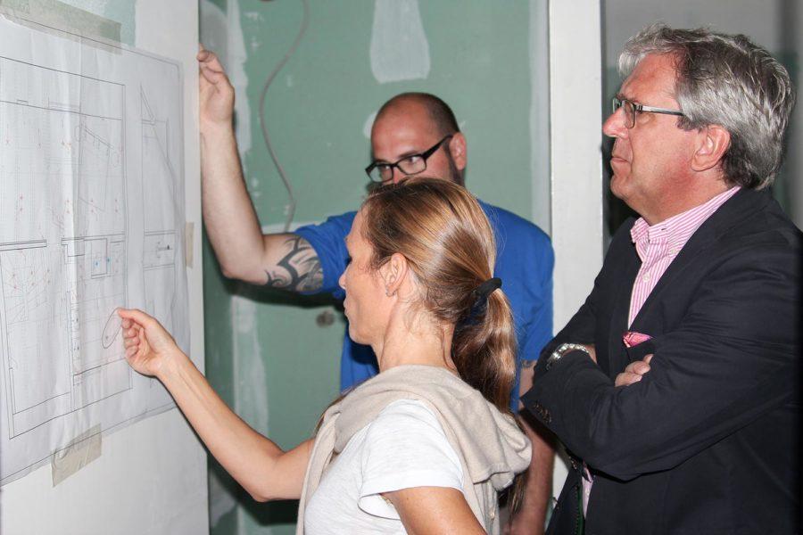 Altbauten Sanierung - Hans G. Bock