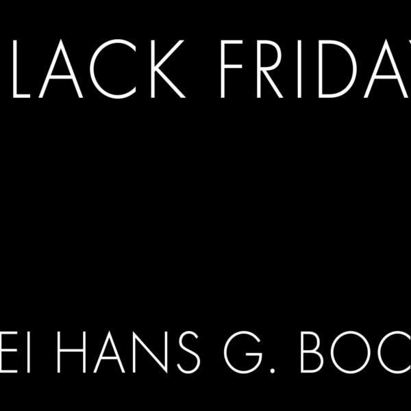 15 % Offline Rabatt und starke Nachlässe bei Design Meets Home bei Hans G. Bock am Black Friday.